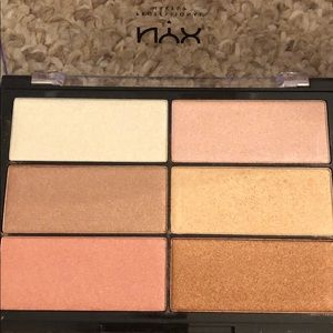NYX BORN TO GLOW PALETTE